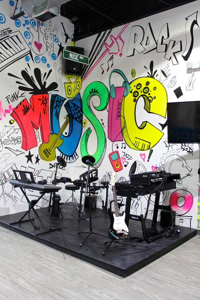 Music Section